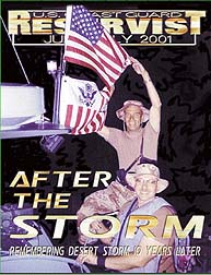 The Reservist Magazine : June-July 2001 by Kruska, Edward J.