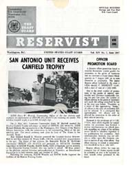 The Reservist Magazine : Volume 15, Issu... by Coast Guard, United States