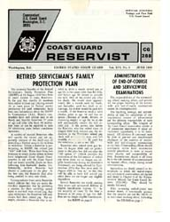 The Reservist Magazine : Volume 17, Issu... by Coast Guard, United States