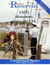 The Reservist Magazine : June 1996 by Kruska, Edward J.