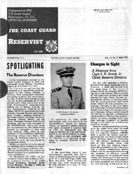 The Reservist Magazine : Volume 7, Issue... by Coast Guard, United States