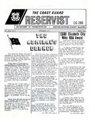 The Reservist Magazine : Volume 23, Issu... by Pickens, Kim