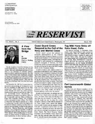 The Reservist Magazine : Volume 36, Issu... by Ruvolo, Jeff