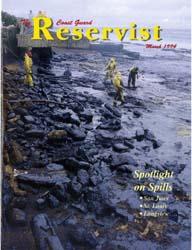 The Reservist Magazine : March 1994 by Kruska, Edward J.