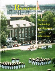 The Reservist Magazine : March 1998 by Kruska, Edward J.