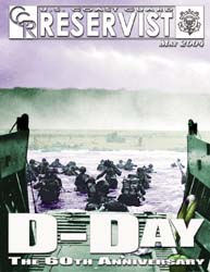 The Reservist Magazine : May 2004 by Kruska, Edward J.