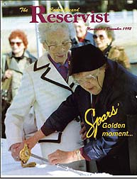 The Reservist Magazine : November-Decemb... by Kruska, Edward J.