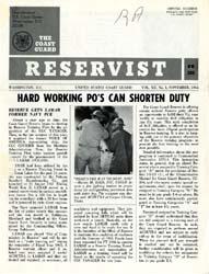 The Reservist Magazine : Volume 12, Issu... by Coast Guard, United States