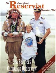 The Reservist Magazine : November 1994 by Kruska, Edward J.