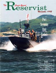 The Reservist Magazine : November 1995 by Kruska, Edward J.