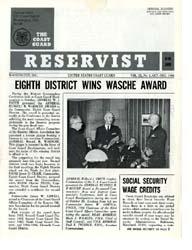 The Reservist Magazine : Volume 14, Issu... by Coast Guard, United States