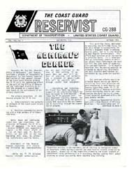 The Reservist Magazine : Volume 21, Issu... by Coast Guard, United States