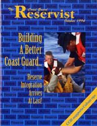 The Reservist Magazine : October 1994 by Kruska, Edward J.