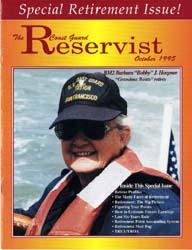 The Reservist Magazine : October 1995 by Kruska, Edward J.