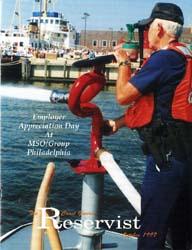 The Reservist Magazine : October 1997 by Kruska, Edward J.