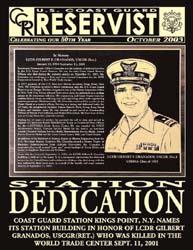 The Reservist Magazine : October 2003 by Kruska, Edward J.