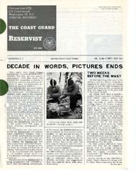 The Reservist Magazine : Volume 11, Issu... by Coast Guard, United States