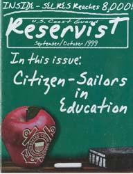 The Reservist Magazine : September-Octob... by Kruska, Edward J.