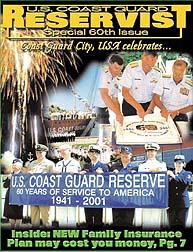 The Reservist Magazine : Special Cgr 60T... by Kruska, Edward J.