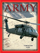 Army Magazine : January 2008 Volume 58, Issue 1 by French, Mary Blake