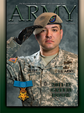 Army Magazine : October 2011 Volume 61, Issue 10 by French, Mary Blake