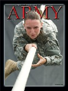 Army Magazine : November 2008 Volume 58, Issue 11 by French, Mary Blake