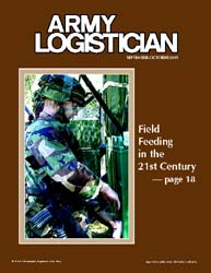 Army Logistician; September-October 2001 Volume 33, Issue 5 by Heretick, Janice W.