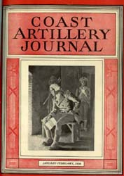 Coast Artillery Journal; January-Februar... Volume 79, Issue 1 by Bennett, E. E.