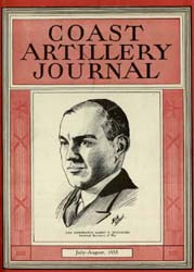 Coast Artillery Journal; July-August 193... Volume 76, Issue 4 by Bennett, E. E.