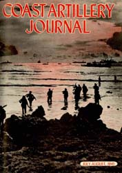 Coast Artillery Journal; July-August 194... Volume 88, Issue 4 by Bradshaw Jr., Aaron