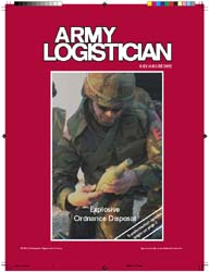 Army Logistician; July-August 2002 Volume 34, Issue 4 by Heretick, Janice W.