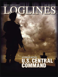 Loglines : July-August 2011 Volume July-August 2011 by Rhem, Kathleen T.