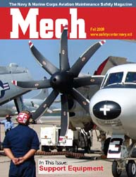 Mech Magazine : Fall 2008 Volume Fall 2008 by Robb, David
