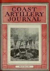 Coast Artillery Journal; March-April 193... Volume 75, Issue 2 by Bennett, E. E.