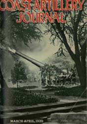 Coast Artillery Journal; March-April 193... Volume 82, Issue 2 by Bennett, E. E.