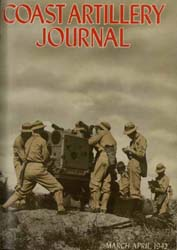 Coast Artillery Journal; March-April 194... Volume 85, Issue 2 by Bradshaw Jr., Aaron