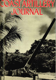 Coast Artillery Journal; May-June 1940 Volume 83, Issue 3 by Bradshaw Jr., Aaron