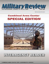 Miltary Review : Interagency Reader Spec... Volume Interagency Reader Special Edition; 2008 by Smith, John J.