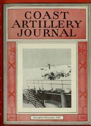 Coast Artillery Journal; November-Decemb... Volume 74, Issue 7 by Bennett, E. E.