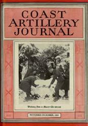 Coast Artillery Journal; November-Decemb... Volume 77, Issue 6 by Bennett, E. E.