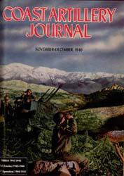 Coast Artillery Journal; November-Decemb... Volume 89, Issue 6 by Bradshaw Jr., Aaron
