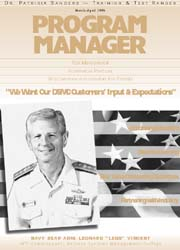 Program Manager Magazine : March-April 1... Volume March-April 1998 by Johnson, Collie