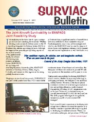 Surviac Bulletin : Issue 1 ; 2001 Volume Issue 1 by Ryan, Linda