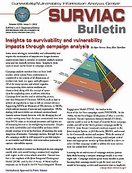 Surviac Bulletin : Issue 1 ; 2010 Volume Issue 1 by Ryan, Linda