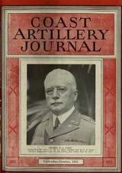 Coast Artillery Journal; September-Octob... Volume 75, Issue 5 by Bennett, E. E.