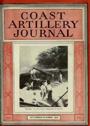 Coast Artillery Journal; September-Octob... Volume 78, Issue 5 by Bennett, E. E.