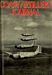 Coast Artillery Journal; September-Octob... Volume 83, Issue 5 by Bradshaw Jr., Aaron