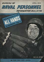 All Hands : Bureau of Naval Personnel In... Volume 23, Issue 261 by Navy Department, Bureau of Navigation