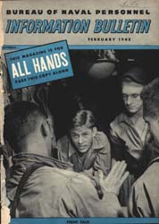 All Hands : Bureau of Naval Personnel In... Volume 24, Issue 271 by Navy Department, Bureau of Navigation