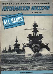 All Hands : Bureau of Naval Personnel In... Volume 24, Issue 272 by Navy Department, Bureau of Navigation